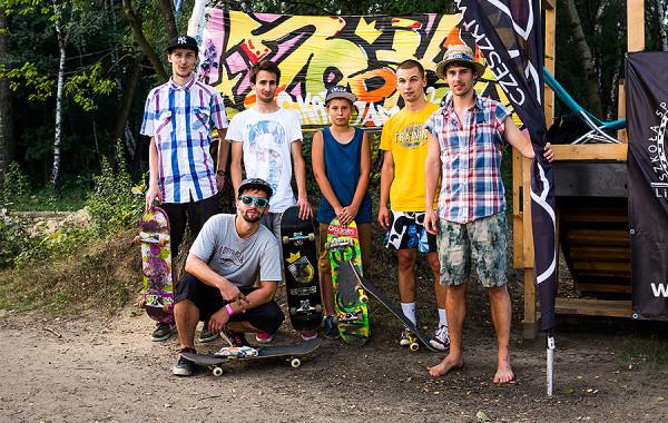 Zephyr Skate Jam