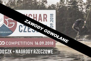 Puchar Czeszki 2018 – odwołanie zawodów!